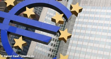 ЕЦБ сохранил базовую процентную ставку без изменений, но может понизить ее в обозримом будущем.