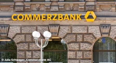 Второй по величине кредитный институт Германии Commerzbank планирует сократить примерно 6 тысяч рабочих мест и закрыть ряд филиалов.