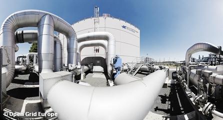 Украина стремиться развивать реимпорт российского газа из европейских стран