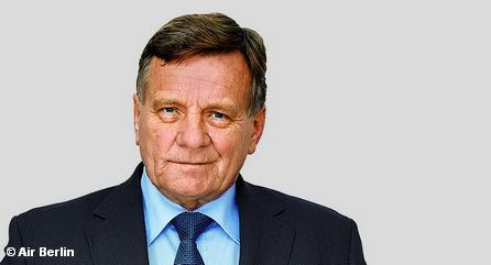 Хартмут Медорн на посту директора недоделанного аэропорта Берлина должен предотвратить конфликт интересов.