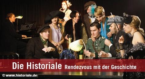 В Берлине сегодня стартует исторический фестиваль «Historiale». В этом году темой фестиваля, который уже стал […]