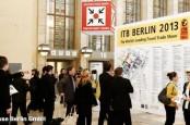 В этом году на берлинской  туристической ярмарке ITB можно забронировать турпоездку прямо на выставке.