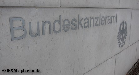 Ведомство федерального канцлера в Берлине