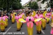 На этих выходных в Берлине проходит традиционный Карнавал культур.