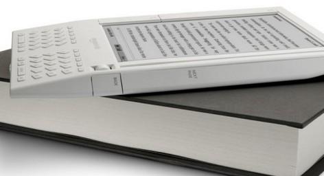 Электронная и обычная книги