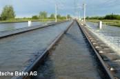 Наводнение в Германии пустило по объездному маршруту пассажирский поезд Москва – Берлин – Париж.