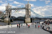 Олимпиада отпугнула от столицы Великобритании 200 тысяч иностранных туристов. Цены падают, а Британский музей пустует.