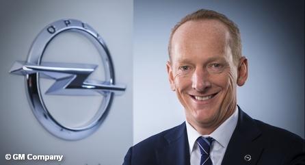Генеральный директор Opel Карл-Томас Нойманн