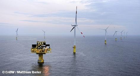 Государственный нефтяной концерн из Абу-Даби «Масдар» проверяет возможность участия в одном из немецких морских парков ветряной энергетики. Эта компания, кстати, в 2008 году уже купила 20 процентов британского морского ветряного массива Array. Эксперты полагают, что дальнейшее успешное развитие в Германии альтернативной энергетик невозможно без частных инвестиций и, однако у них есть также и подводные камни.