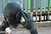 Немецкие пивовары противятся добыче сланцевого газа в ФРГ, опасаясь загрязнения питьевой воды и снижения качества янтарного напитка.