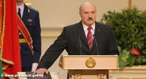 Александр Лукашенко сегодня официально вступил в должность главы страны. Церемония прошла во Дворце Республики. Этот […]