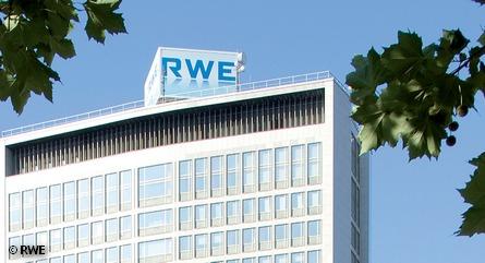 Компенсация Газпрома значительно не улучшает финансовое положение немецкой энергетической компании RWE.