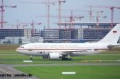 Бывший руководитель аэропорта Франкфурта-на-Майне Вильгельм Бендер отказался сесть за штурвал аварийного проекта в Берлине.