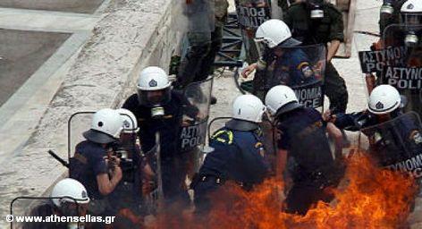 В центре Афин проходят столкновения между демонстрантами и полицией. Бастующие против экономической политики правительства греки […]