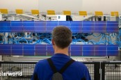 SolarWorld оказался в тени кризиса индустрии производства солнечных батарей и сопутствующего оборудования.