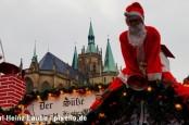 Администрация музея Рождества обратилась в ЮНЕСКО с просьбой включить немецкого Деда Мороза в список нематериального культурного наследия.